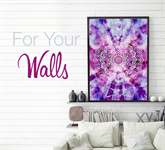 For Your Walls