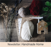 Newsletter: Handmade Home