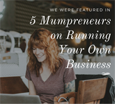 5 Mumpreneurs on Running Your Own Business