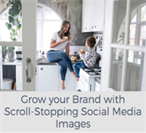 Grow Your Brand with Scroll-Stopping Social Media Images