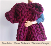 Newsletter: Winter Embrace Summer Escape