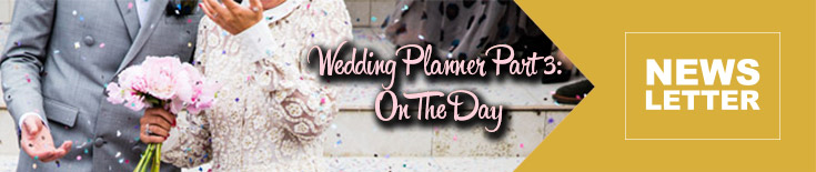 Wedding Planner Part 3