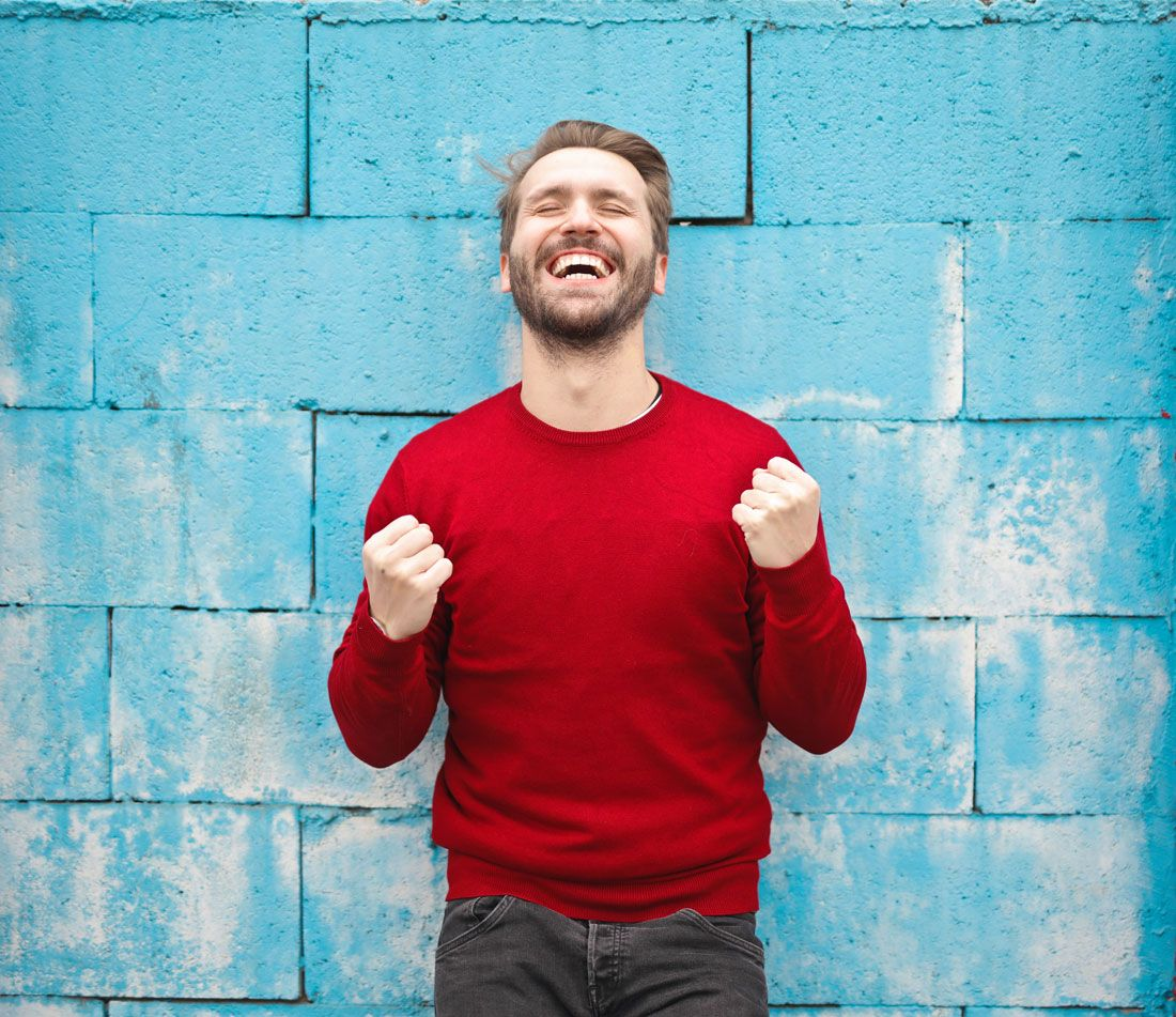 Spread the good vibes: getting more mileage from positive feedback