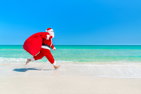 Reclaiming the Australian Christmas: Is Santa inappropriately dressed for the beach or just very sun smart?