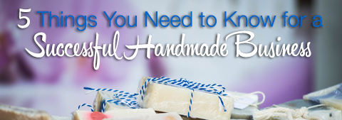 Business School for Mums get real about starting a handmade business.