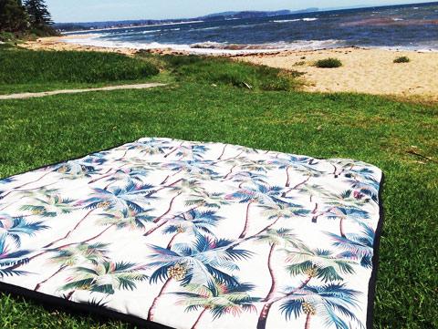 Picnic Blanket by islandhomeemporium