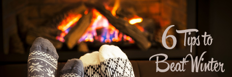 6 Tips to Beat Winter