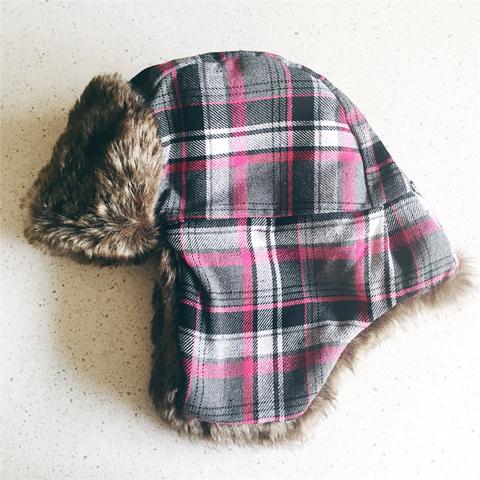 Lumberjack hat by Mine & Adeline