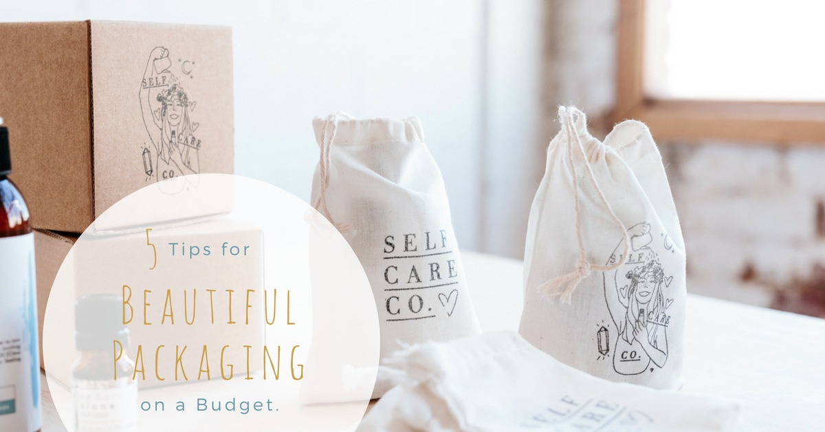 For an online seller, packaging is the first physical impression of your brand to your customer, and plays an important role in representing your brand and giving your customers a great experience when they order from you. Even for independent handmade brands on a shoestring budget, beautiful packaging is possible.