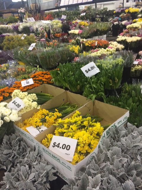 Sydney Flower Markets