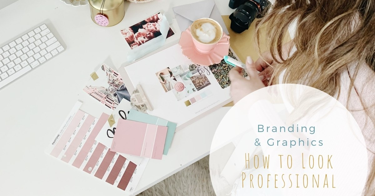 8 Rules of graphic design to guide you in building a professional brand for your handmade business.