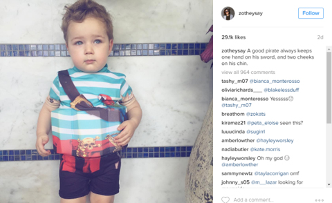 Instagram Trend: Is Your Baby an Insta-baby?