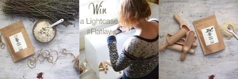 Win a Lightcase #Flatlay and #Flatlay #LikeaBoss