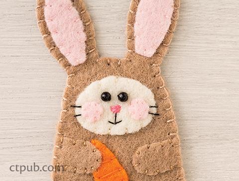 Bunny Finger-Puppet