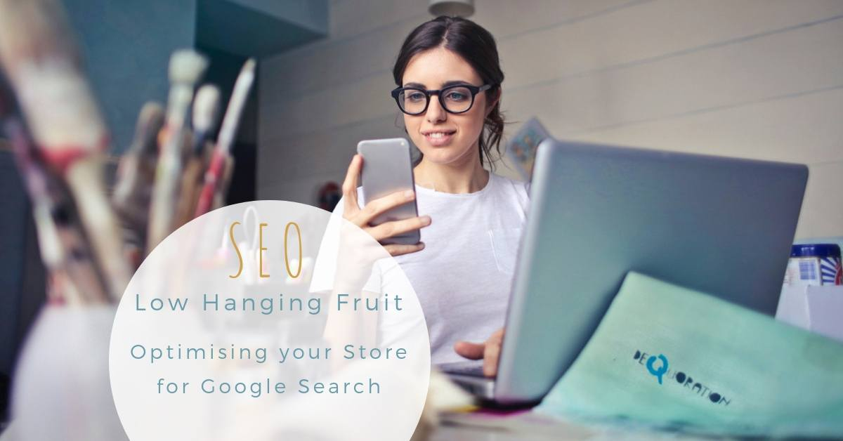 5 tips to maximise your SEO impact and get your handmade store to the top of Google search results for the least amount of effort and know-how