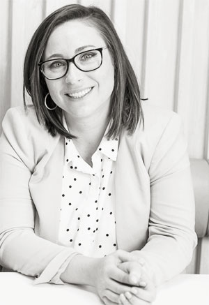 Business Strategist and Accountability Coach at Helix Planning, Sarah
