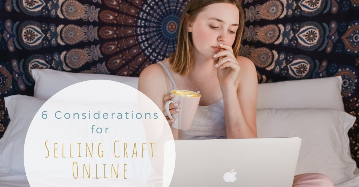 Whether you're new to selling your own creations, or you're a seasoned market stallholder, a move to start selling your art online offers a range of benefits over traditional selling methods , but business, no matter what kind, involves effort. Here's where you should focus some of yours when starting out.