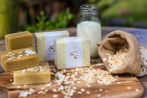 Handmade Soap by Lemon and Lime Studio