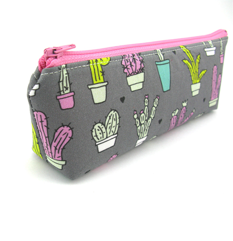 Pencil pouch by Odds and Blobs