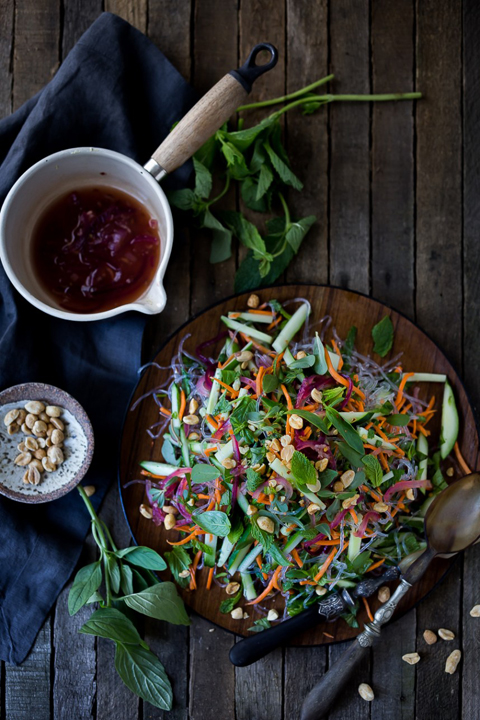 5 Healthy Summer Recipes: Vietnamese Vermicelli Salad