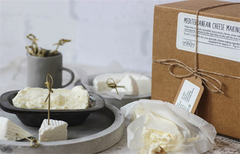 5 Healthy Summer Recipes: Make Your Own Fetta with this Cheese Making Kit