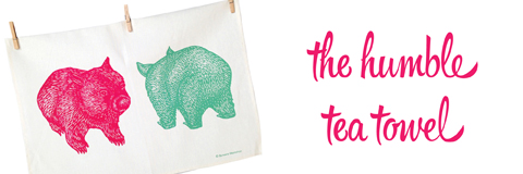 The Humble Tea Towel