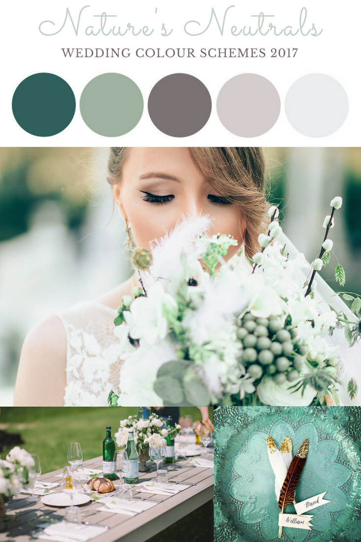 A neutral palette inspired by nature