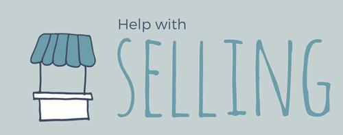 help selling