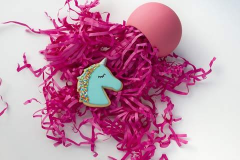Made It Designer Spotlight: Dough Re Mi's beautiful unicorn cookies