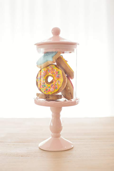 Made It Designer Spotlight: A jar of donut cookies by Dough Re Mi