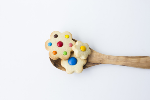 Made It Designer Spotlight: A spoon full of flower cookies by Dough Re Mi