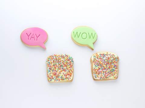 Made It Designer Spotlight: Chatty Fairy Bread by Dough Re Mi