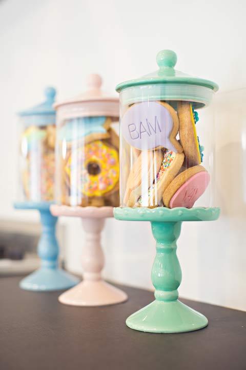 Made It Designer Spotlight: 'BAM!' cookies by Dough Re Mi