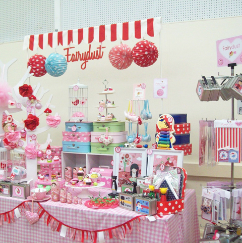 Made It Designer Spotlight: Fairydust Stylish Stationery in the early days