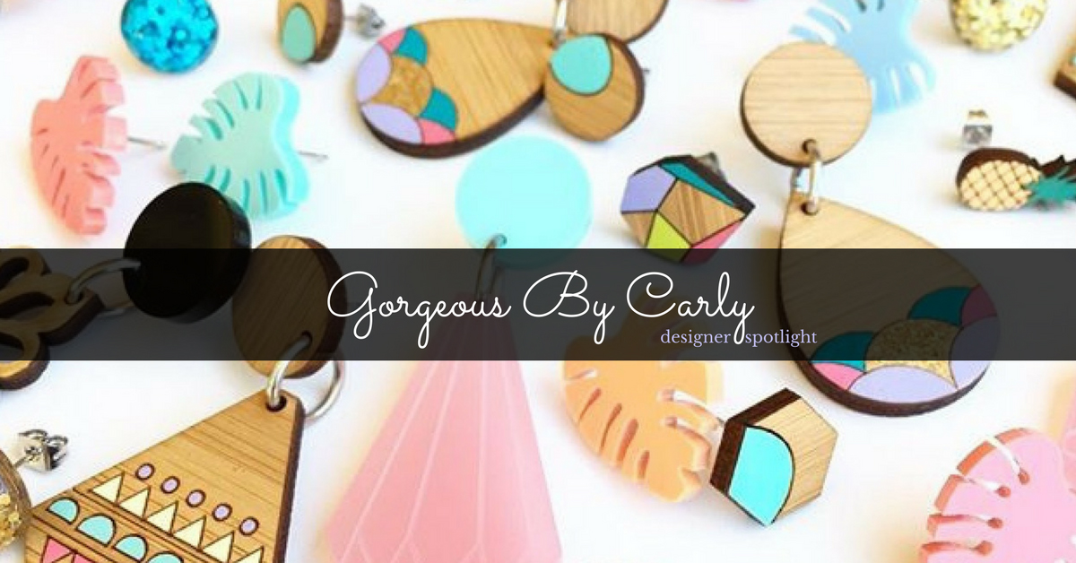 With a passion for crafts since childhood, Carly creates trendy jewellery and decor.