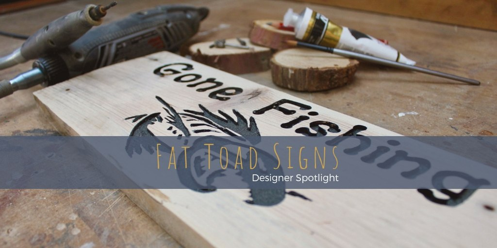 Truck driver and self-taught woodworker, Clint, makes rustic reclaimed timber signs, with a focus on individuality.