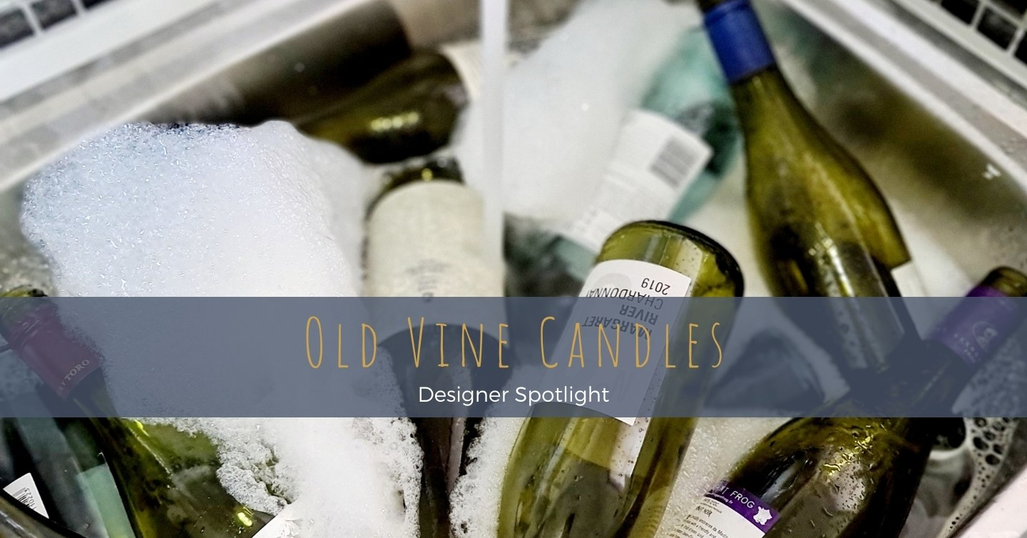 Former healthcare administrator, Anna, turned a love of wine and concern for the environment into a thriving small business, repurposing discarded wine bottles into handcrafted candles with a unique twist, all with a view of the bay on the picturesque Mornington Peninsula