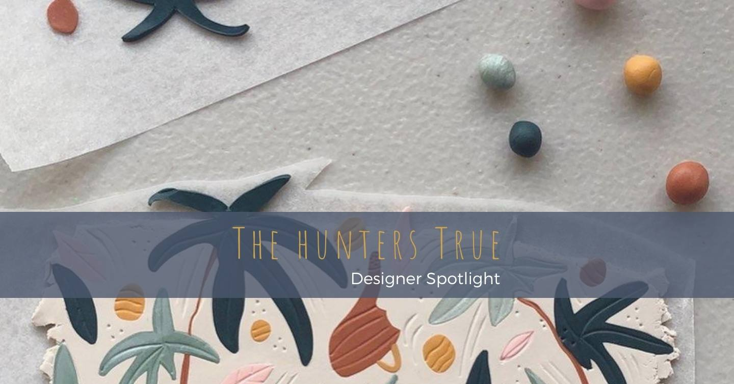 Self-taught polymer clay artist, Jess Hunter, designs and creates unique, sustainable jewellery pieces inspired by nature and designed to challenge fast fashion ideals. 'The trend of mass production and fast fashion has been so damaging, not just to the physical world and environment, but to social conscience.'