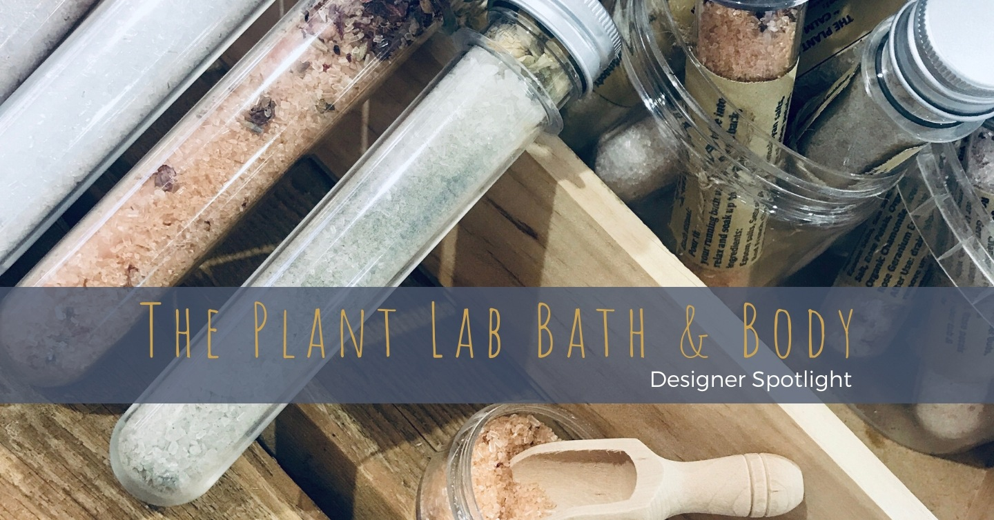 Jo formulates and hand-makes plant-based bath and body products, including face and body balms, oils and scrubs, and botanical bath salts