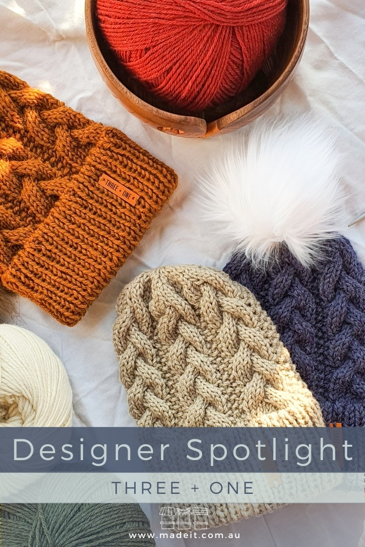 Busy working mum of 4, Victoria, takes her beloved timber yarn bowl everywhere, creating beautiful and functional handknits for all ages, hand-crafted from Australian wool in Childers, Queensland