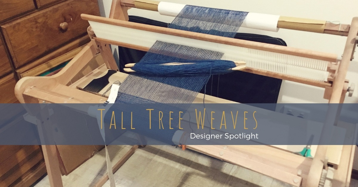 Embracing the slow movement, Juliet creates old world quality hand-woven homewares and accessories on a timber loom from her home in Newcastle