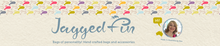 Jagged Fin Handmade Bags and Accessories
