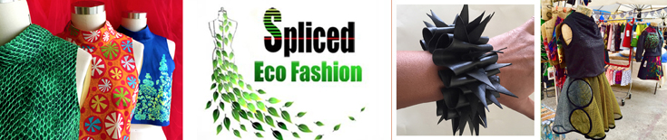 Spliced Eco Fashion