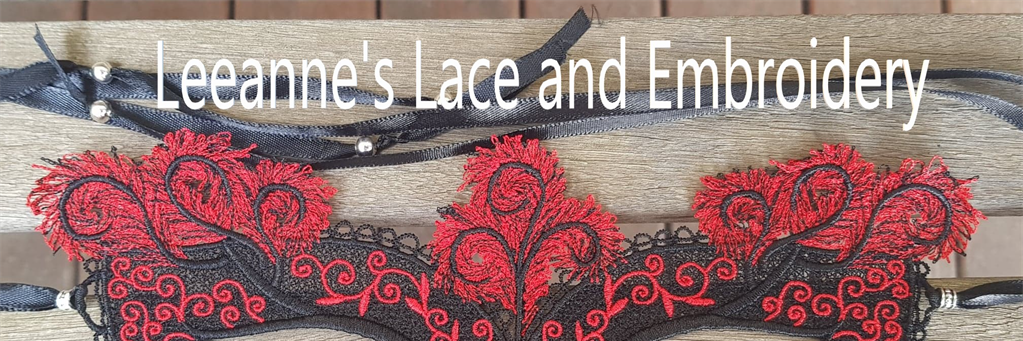 Leeanne's Lace and Embroidery