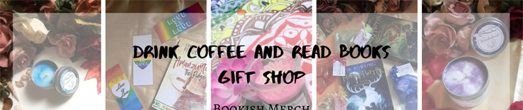 Drink Coffee and Read Books Gift Shop