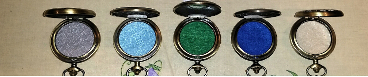Pocket Watch Pill Box