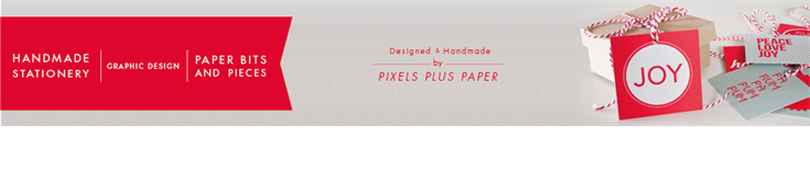 Pixels Plus Paper : Paper Bits and Pieces