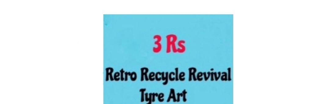 3Rs retro recycle revival