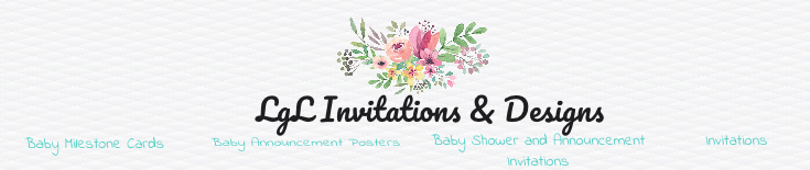 LgL Invitations & Design